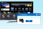 Controler votre Smart TV Samsung depuis la Vera