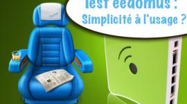 Test eedomus : simplicité d'usage ?