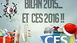 [EDITO] Bilan 2015 et préparation du CES 2016
